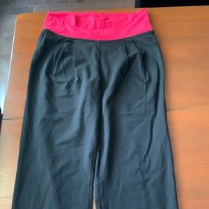 Lululemon Pink Band Harem Pants